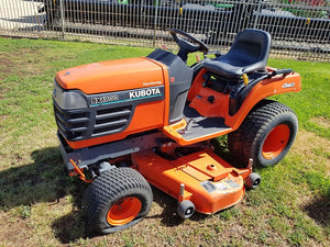 Kubota Bx1800 Tractor Service Repair Manual