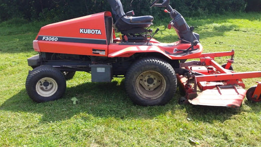 Kubota F3060 Tractor Service Repair Manual