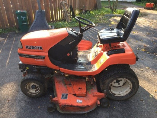 Kubota G2460G Tractor Service Repair Manual