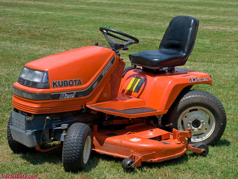Kubota G Series Lawn Garden Tractor Workshop Service Repair Manual