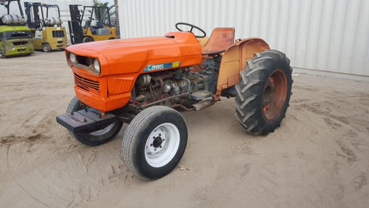 Kubota L285 Tractor Service Repair Manual