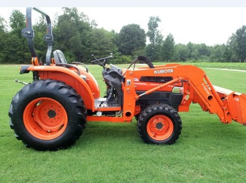 Kubota L3130, L3430, L3830 Tractor Service Repair Manual