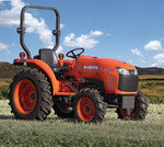 Kubota L3800D Tractor Owners Operators Manual