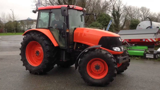 Kubota M130X Tractor Workshop Service Repair Manual