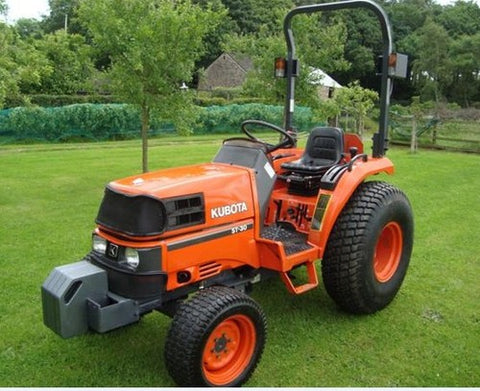 Kubota STa-30 Tractor Service Repair Manual