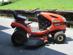 Kubota T1570, T1670A, T1770A, T1870A Lawn Garden Tractor Workshop Service Repair Manual