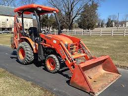 Kubota TL500 Tractor Loader Parts List Manual