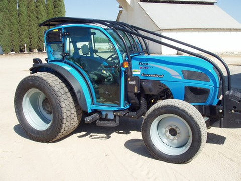 LANDINI REX VINEYARD 60V 65V 75V 80V TRACTOR SERVICE REPAIR MANUAL