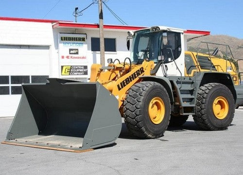 LIEBHERR L544 L554 2PLUS2 WHEEL LOADER SERVICE MANUAL