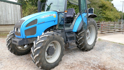 Landini Ghilbi 80 90 100 Tractor Workshop Service Repair Manual