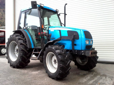 Landini Globus 55, 65, 85 Tractor Service Repair Manual