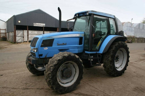 Landini Legend 110 115 130 145 165 Tractor Workshop Service Repair Manual