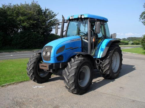 Landini Mythos 100 Tractor Shop Service Repair Manual