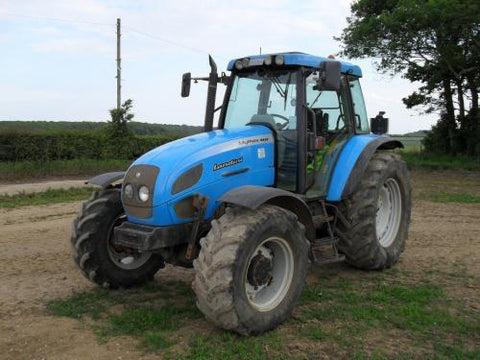 Landini Mythos 110 Tractor Shop Service Repair Manual