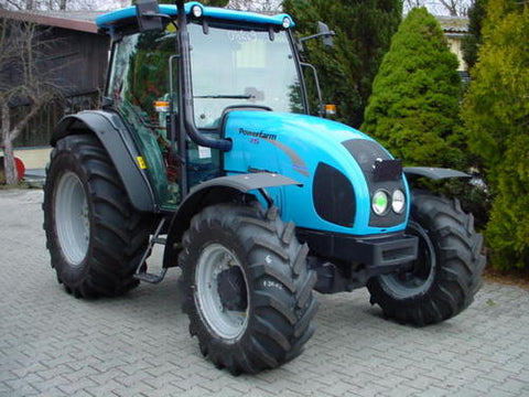 Landini Powershuttle 75, 85, 95, 105 Service Repair Manual