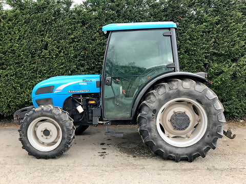 Landini Rex 70GT, 80GT, 90F, 90GT, 100F, 100GT DeltaShift Tractor Workshop Service Repair Manual