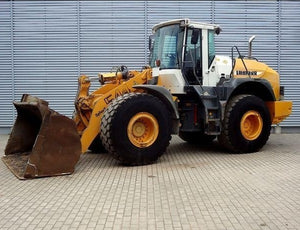 Liebherr L544 L554 L564 L574 ZF Wheel Loader Service Manual