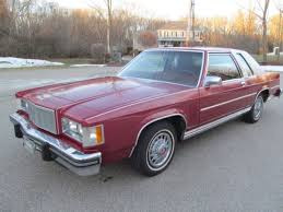 1979-1987 MERCURY GRAND MARQUIS SERVICE REPAIR MANUAL