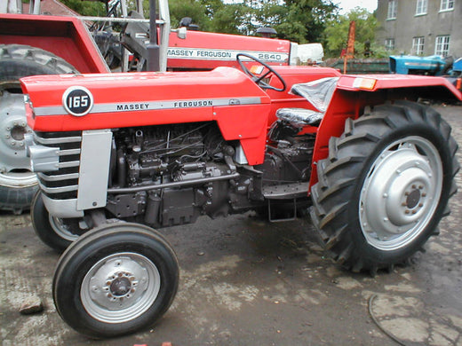 Massey Ferguson 165 Tractor Workshop Service Repair Manual