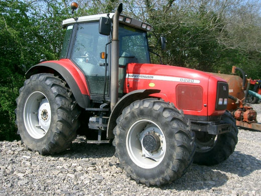 Massey Ferguson MF-8220 Tractor Service Repair Manual