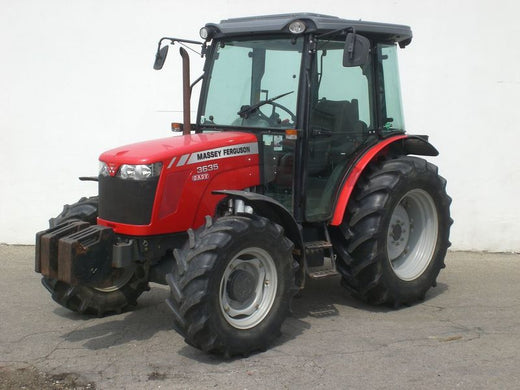 Massey Ferguson MF3635 Tractor Service Repair Manual