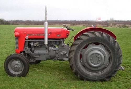 Massey Ferguson MF50 MF65 Tractor Service Repair Manual