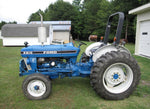 New Holland 2810 Tractor Workshop Service Repair Manual