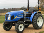 New Holland Boomer 30 35 Compact Tractor Illustrated Parts Catalog Manual