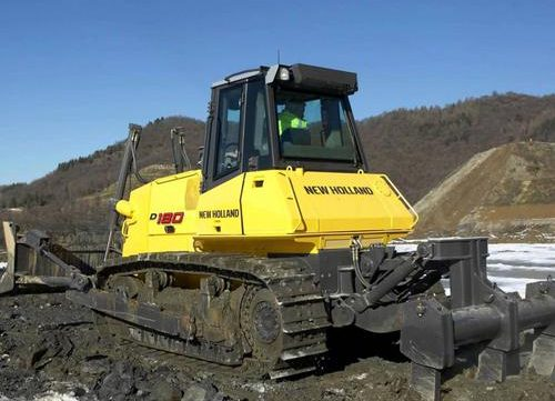 New Holland D180 Crawler Dozer Workshop Service Repair Manual