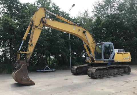 New Holland Kobelco E385B Excavator Service Repair Manual