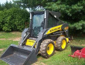 New Holland L160, L170 Skid Steer Loader Service Workshop Repair Manual Pdf