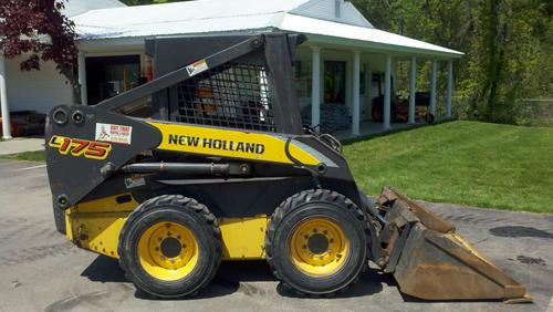 New Holland L175, C175 Compact Track Loader Workshop Service Repair Manual