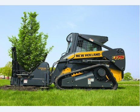 New Holland L175, C175 Skid Steer And Compact Track Loader Workshop Service Repair Manual Pdf