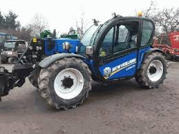 New Holland LM5020, LM5030 Tier 3 Telehandler Service Repair Manual PDF