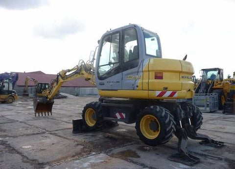 New Holland Construction Manual Download PDF – Heavy