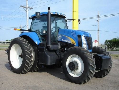 New Holland T8030 T8040 Master Tractor Service Repair Manual