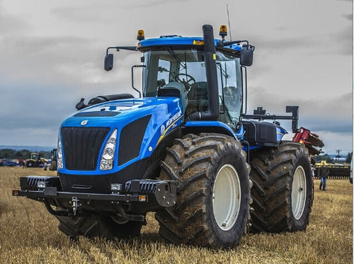 New Holland T9.390, T9.450, T9.505, T9.560, T9.615, T9.670 Tractor Workshop Service Repair Manual