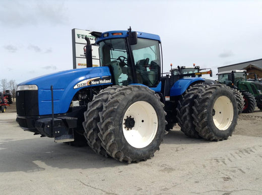 New Holland TJ 330 Ag Tractor Service Repair Manual