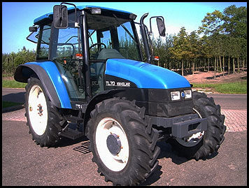 Manual for New Holland Agriculture – Heavy Equipment Manual