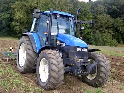 New Holland TS90, TS100, TS110 Tractor Service Repair Manual PDF
