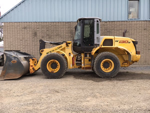 New Holland W130B Wheel Loader Service Repair Manual