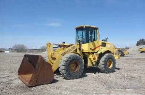 New Holland W130TC Wheel Loader Service Repair Manual II-2005