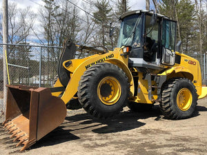 New Holland W130 Wheel Loader Service Repair Manual II-2005