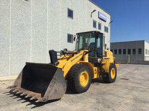 New Holland W170B Wheel Loader Service Repair Manual