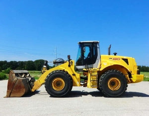 New Holland W190 Wheel Loader Service Repair Manual