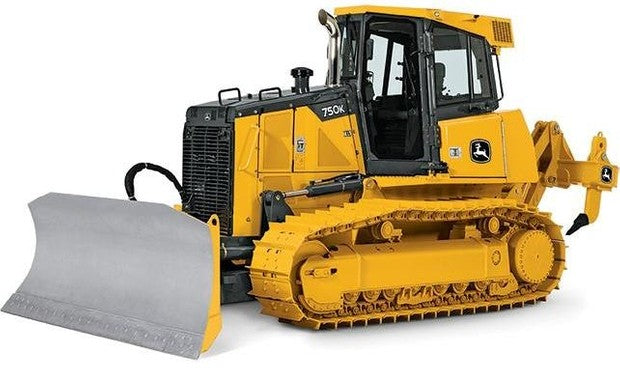Download John Deere 750K Crawler Dozer Operation and Test Service Manual TM12266