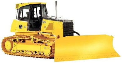 PDF John Deere 850J Crawler Dozer Test Service Manual TM1730