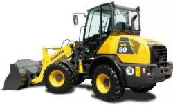 PDF Komatsu WA65 WA75 WA80 Wheel Loader Workshop Service Manual