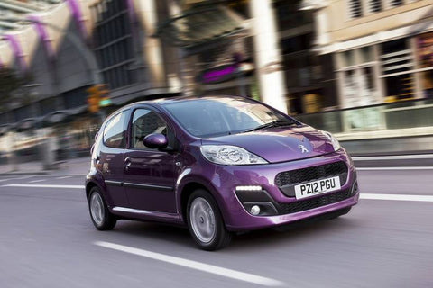2012 Peugeot 107 Petrol Service repair manual download