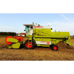Claas Dominator 38 - 68 Combine Harvester Service Repair manual